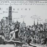 Vrede van Utrecht - detail platenhoes