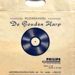 Draagtas Gouden Harp