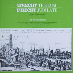 Vrede van Utrecht - voorkant hoes