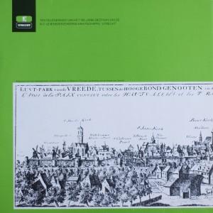 Vrede van Utrecht - achterkant hoes
