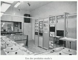 Een der produktie-studio's