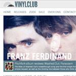 screenshot Vinylclub.nl