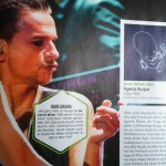 Dave ahan in Visions magazine