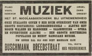 Advertentie Buschmann