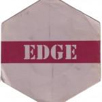 Edge - voorkant hoes